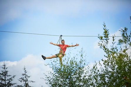 Zip Trekking Adventure for One at Go Ape