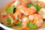 Half Day Thai Cookery Class at The Cooking Academy