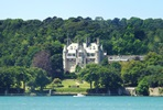 One Night Break for Two at Chateau Rhianfa, Anglesey