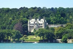 One Night Break with Dinner for Two at Chateau Rhianfa, Anglesey
