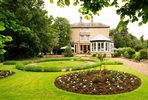 One Night Break with Dinner for Two at the Mercure Newton Park Hotel, Burton On Trent