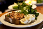 Four Course Meal for Two at Hugh Fearnley-Whittingstall's River Cottage - Friday Night