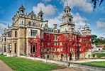 Three Course Dinner for Two at Two AA Rosette Thoresby Hall Hotel