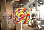 Lollipop Making Masterclass at Spun Candy, London
