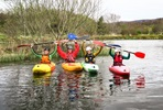 Discover Kayaking for Two in the Cairngorms National Park