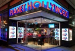 Family Dining Experience with Drinks for Four at Planet Hollywood, London
