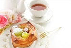 Gin Afternoon Tea with Cookery demonstration for Two at Smart School of Cookery