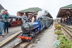 Lake District Vintage Steam Train Trip and Cream Tea for Two