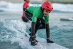 Learn to Surf with Meal for Two at The Wave Inland Surf Destination