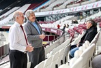 West Ham Legends Tour for Two at London Stadium