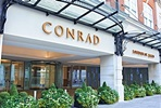 Luxury One Night Break with Dinner and Wine for Two at the 5* Conrad London St James