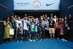 Manchester City Stadium and Football Academy Tour for One Adult and One Child