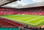 Manchester United Football Club Stadium Tour with Meal in the Red Café for One Adult and One Child