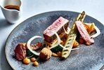 Michelin Star Seven Course Tasting Menu for Two at L'Ortolan