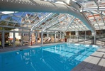 One Night Coastal Break with Dinner for Two at Bournemouth West Cliff Hotel