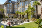 One Night Coastal Spa Break with Treatment and Dining for Two at The Connaught Bournemouth