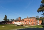 One Night Country House Break with Dinner for Two at the Oakley Hall Hotel