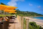 One Night Luxury Coastal Retreat with Dinner for Two at the Carbis Bay Hotel & Estate, St Ives