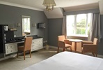 One Night New Forest Escape with Dinner for Two at the South Lawn Hotel
