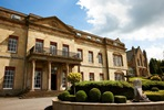 One Night Peak District Break with Dinner for Two at The Shrigley Hall Hotel & Spa