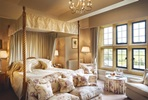 One Night Wye Valley Break with Dinner for Two at 4* Llangoed Hall
