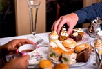 Prosecco Afternoon Tea for Two at Boulevard Brasserie, Covent Garden