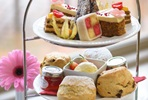 Seaside Prosecco Afternoon Tea and Treatment For Two