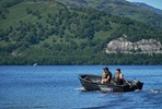 Self-Drive Motorboat Hire on Loch Lomond