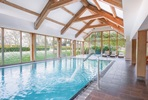 Spa Relax and Lunch for Two at The Elms Luxury Country House Hotel