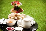 Spa Relaxation and Champagne Afternoon Tea for Two at the Chakra Spa