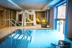 Spa Relaxation with Lunch for Two at Ye Olde Bell Hotel and Spa