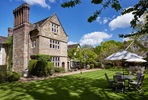 Spa Treatment and Sparkling Wine Afternoon Tea for Two at the 5* Ockenden Manor Hotel and Spa