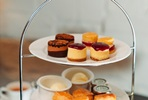 Sparkling Wine Afternoon Tea for Two at The Tearoom in St. Paul's Cathedral