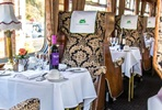 Steam Train Experience with Pullman Style Onboard Dining for Two with The Steam Dream Rail Co