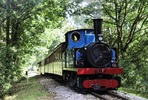 Steam Train Trip for Two with Kirklees Light Railway