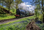 Steam Train Trip for Two with Churnet Valley Railway