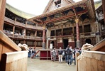 Guided Tour of Shakespeare's Globe Theatre and Sharing Tapas Meal at Camino for Two