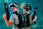 Ultimate Free Roam Virtual Reality Experience for Four at Zero Latency