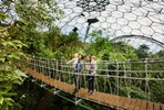 Visit the Eden Project - Two Adults, Two Children