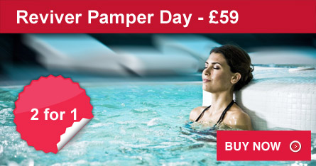 Reviver Pamper Day with Virgin Active