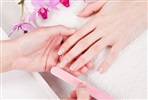 Shellac Manicure and Pedicure at Citi Studios, London